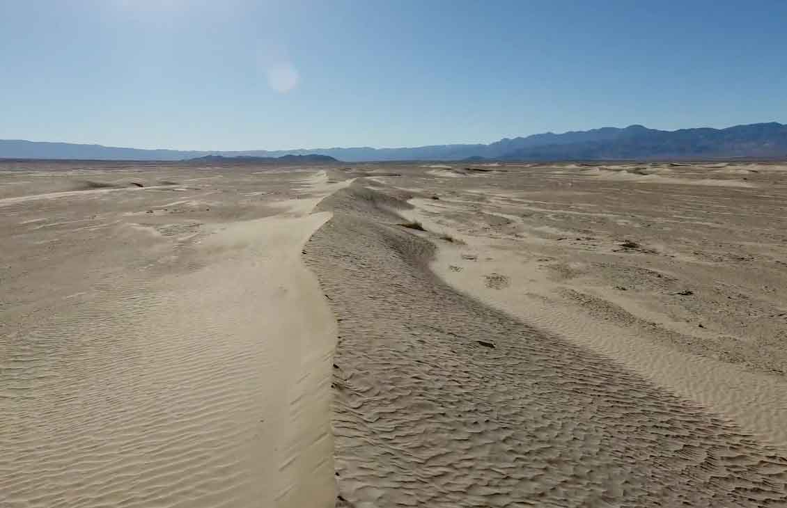 Clayton Valley, Nevada