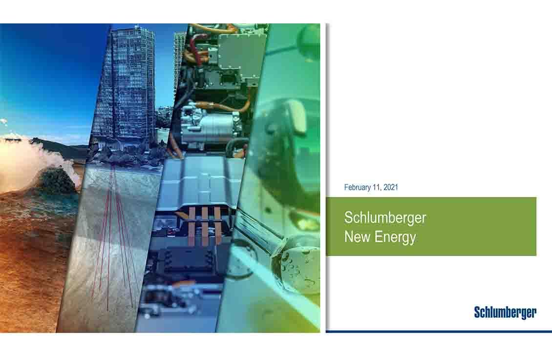 Front slide of SNE presentation